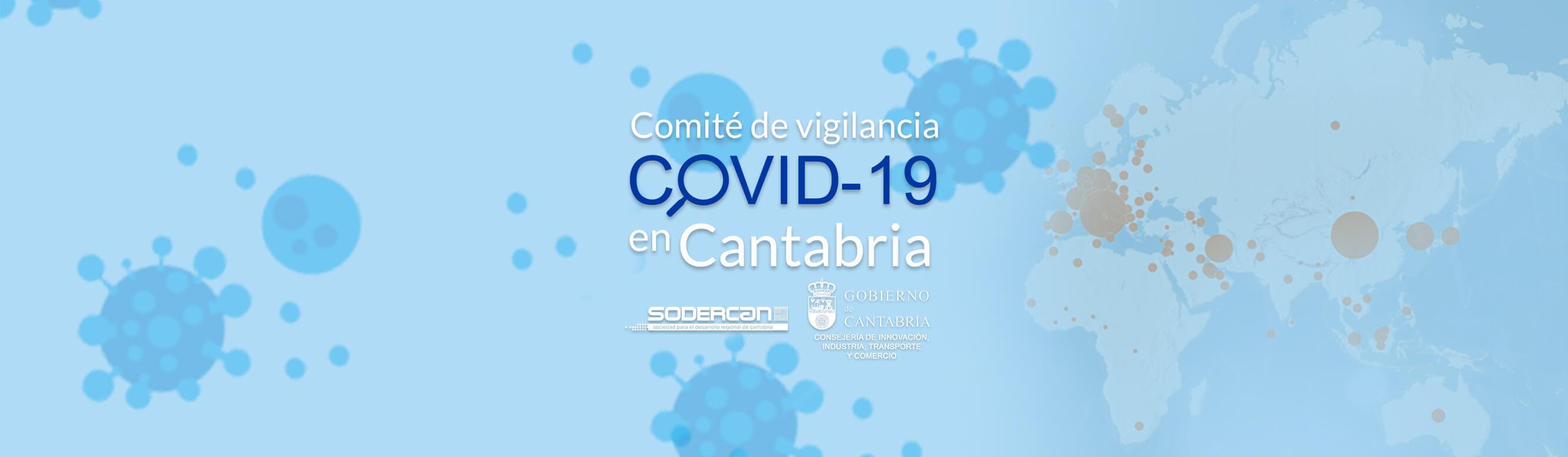 Comité de vigilancia COVID-19 en Cantabria